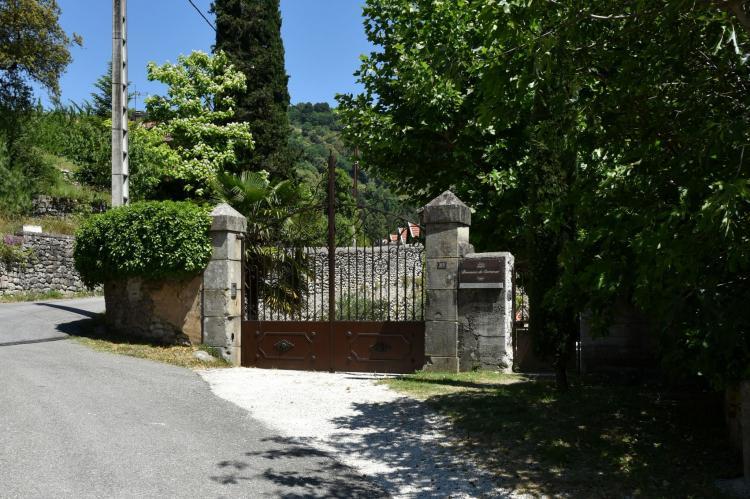 VakantiehuisFrankrijk - Ardèche: Gite - Labeaume  [38]