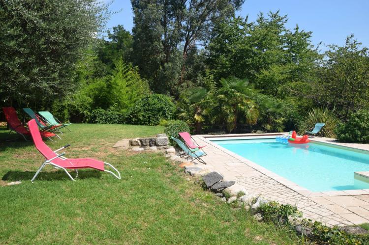 VakantiehuisFrankrijk - Ardèche: Gite - Labeaume  [1]