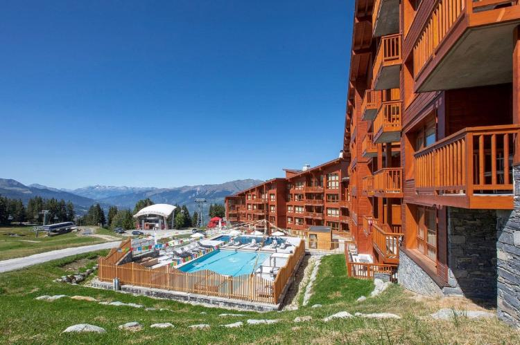 Holiday homeFrance - Northern Alps: Appart'Hotel Eden 2  [25]