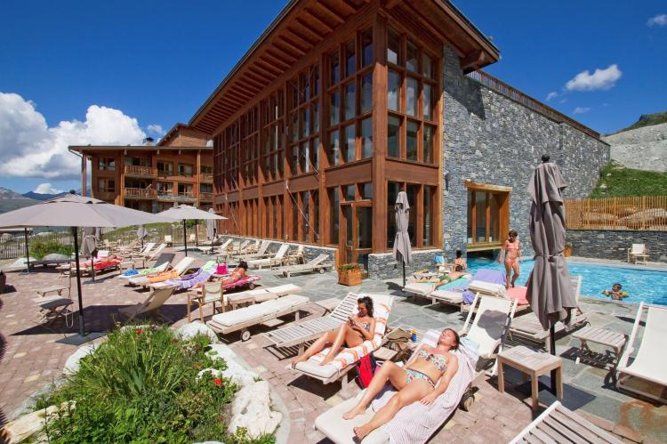 Holiday homeFrance - Northern Alps: Appart'Hotel Eden 2  [24]