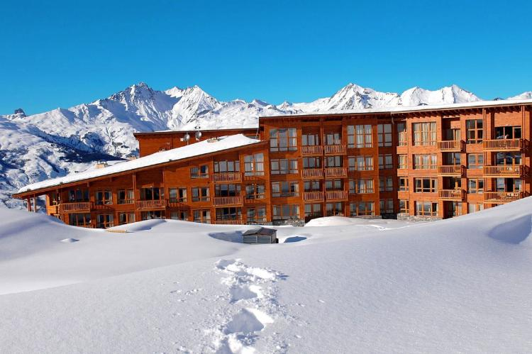 Holiday homeFrance - Northern Alps: Appart'Hotel Eden 2  [28]