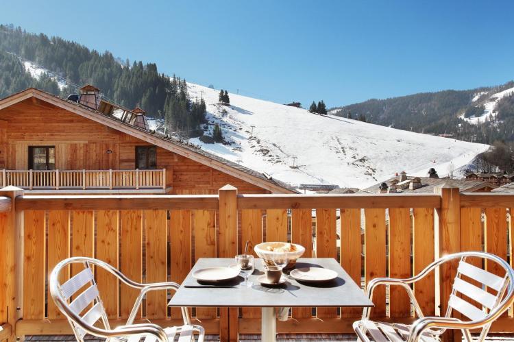VakantiehuisFrankrijk - Noord Alpen: Résidence Prestige Mendi Alde 3  [11]
