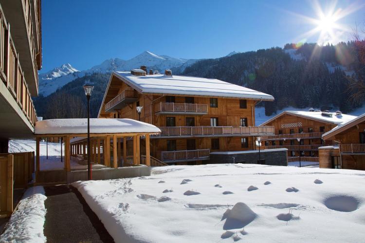 VakantiehuisFrankrijk - Noord Alpen: Résidence Prestige Mendi Alde 3  [23]