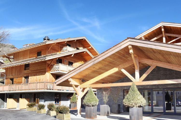 VakantiehuisFrankrijk - Noord Alpen: Résidence Prestige Mendi Alde 3  [2]