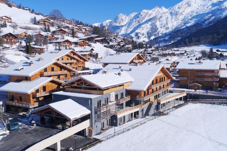 VakantiehuisFrankrijk - Noord Alpen: Résidence Prestige Mendi Alde 3  [4]