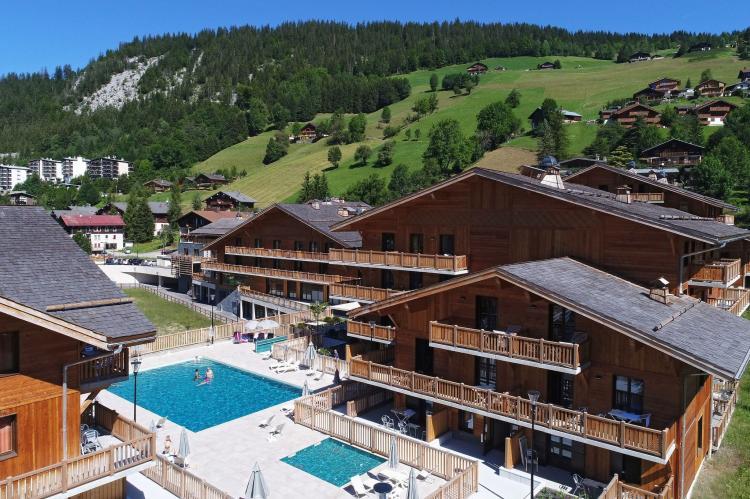 VakantiehuisFrankrijk - Noord Alpen: Résidence Prestige Mendi Alde 3  [22]