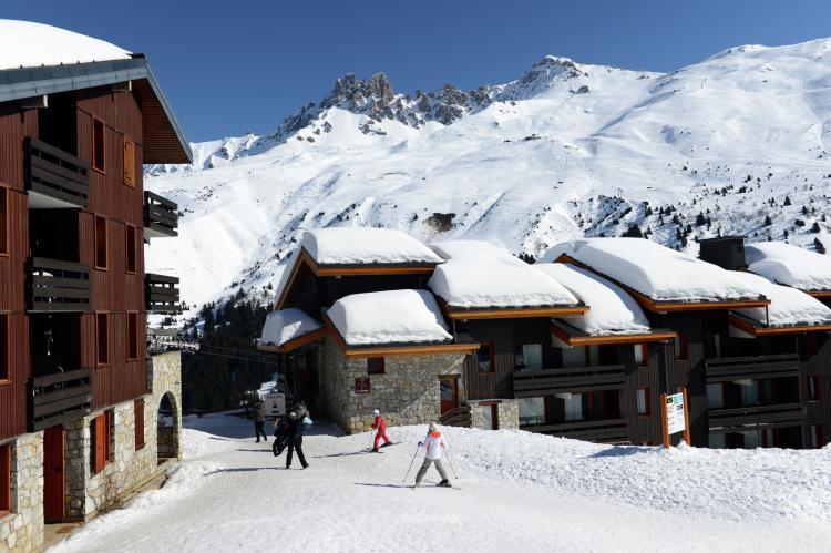 VakantiehuisFrankrijk - Noord Alpen: Résidence Le Hameau du Mottaret 3  [6]