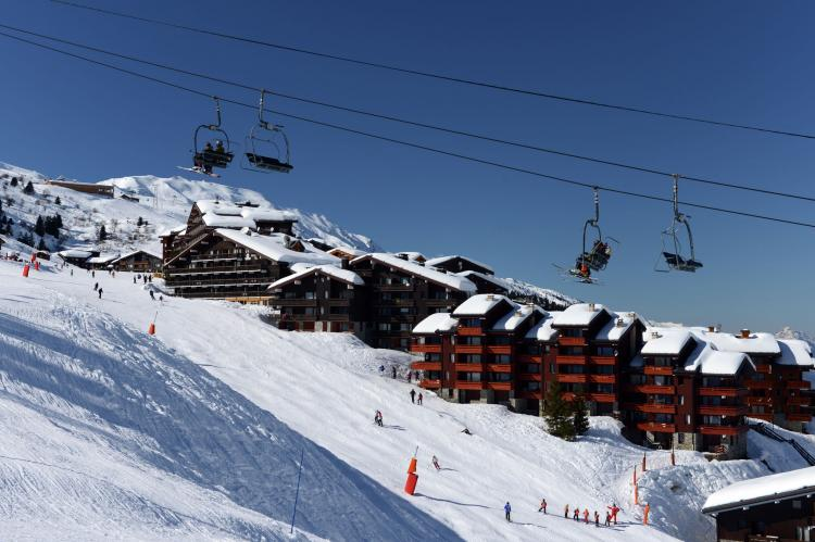 VakantiehuisFrankrijk - Noord Alpen: Résidence Le Hameau du Mottaret 3  [10]