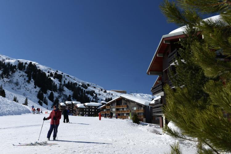 VakantiehuisFrankrijk - Noord Alpen: Résidence Le Hameau du Mottaret 3  [12]