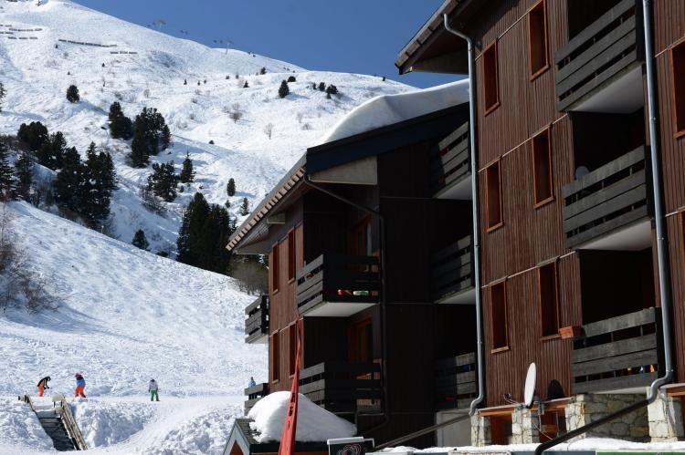 VakantiehuisFrankrijk - Noord Alpen: Résidence Le Hameau du Mottaret 3  [7]