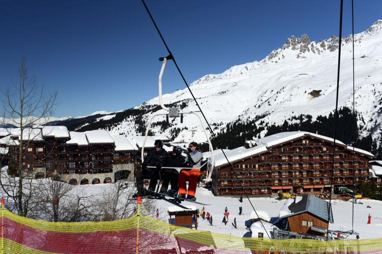 VakantiehuisFrankrijk - Noord Alpen: Résidence Le Hameau du Mottaret 3  [5]