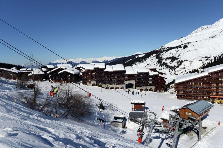 VakantiehuisFrankrijk - Noord Alpen: Résidence Le Hameau du Mottaret 3  [9]