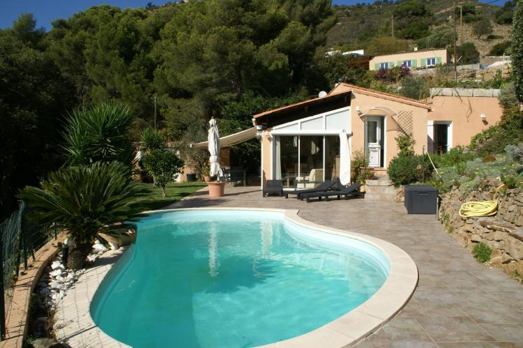 Holiday homeFrance - Provence-Alpes-Côte d'Azur: Villa Carqueiranne  [2]