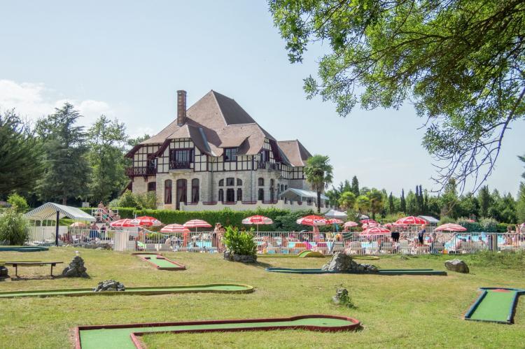 VakantiehuisFrankrijk - Midi-Pyreneeën: Residence Château Cazalères  2  [1]