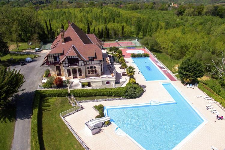 VakantiehuisFrankrijk - Midi-Pyreneeën: Residence Château Cazalères  2  [2]