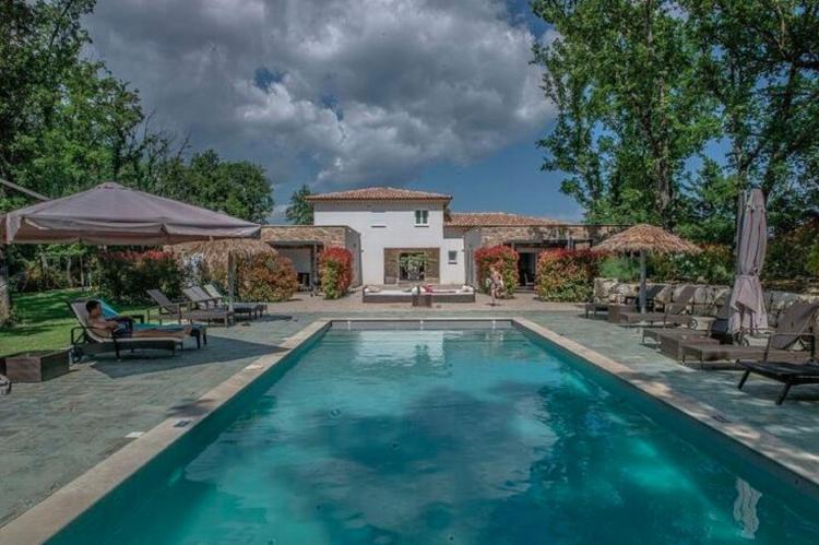Holiday homeFrance - Provence-Alpes-Côte d'Azur: Villa Contem 4  [2]