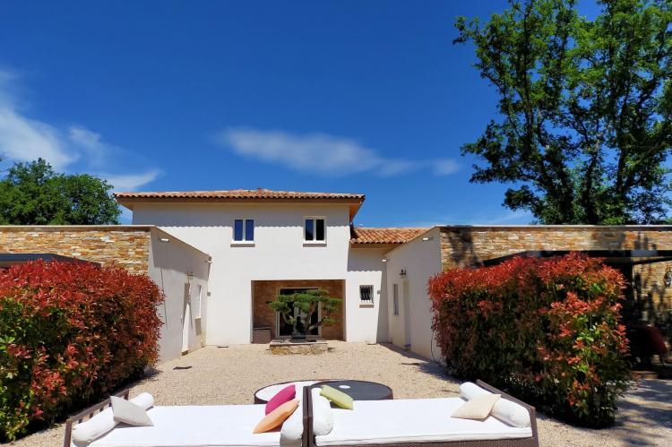 Holiday homeFrance - Provence-Alpes-Côte d'Azur: Villa Contem 4  [34]