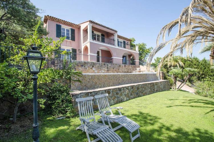 Holiday homeFrance - Provence-Alpes-Côte d'Azur: Villa Convivium Anthéor  [33]