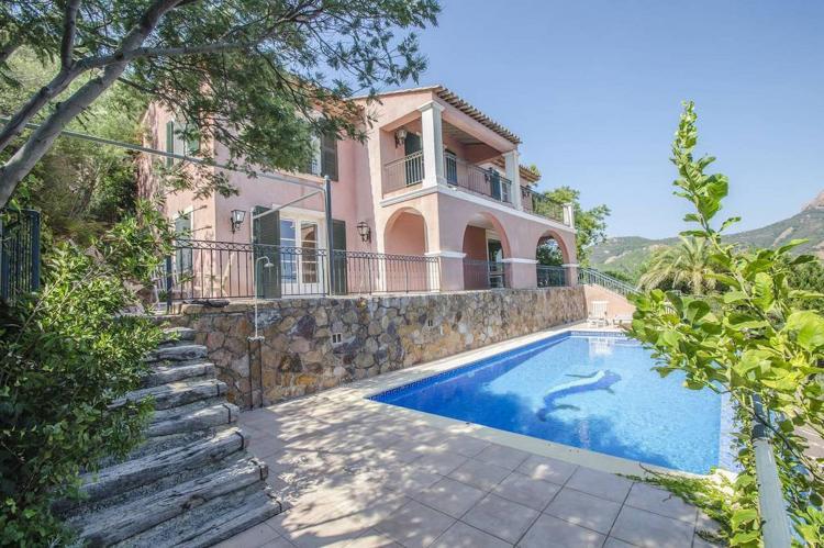 Holiday homeFrance - Provence-Alpes-Côte d'Azur: Villa Convivium Anthéor  [2]