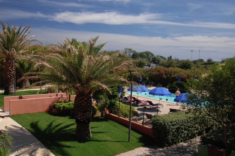 VakantiehuisFrankrijk - Languedoc-Roussillon: Résidence du Golfe 3  [8]