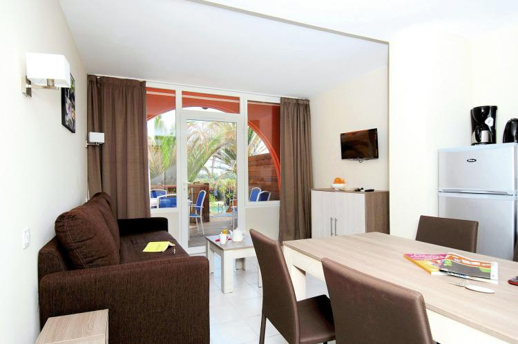 VakantiehuisFrankrijk - Languedoc-Roussillon: Résidence du Golfe 3  [1]