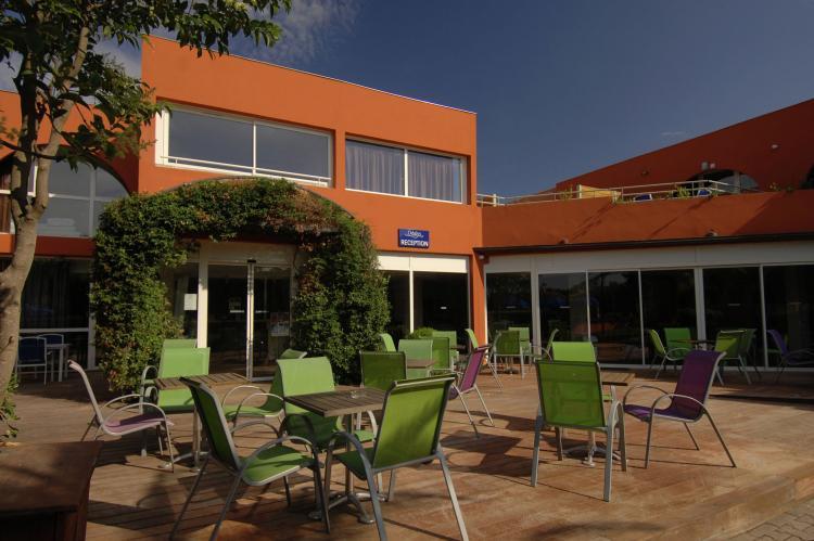 VakantiehuisFrankrijk - Languedoc-Roussillon: Résidence du Golfe 3  [2]