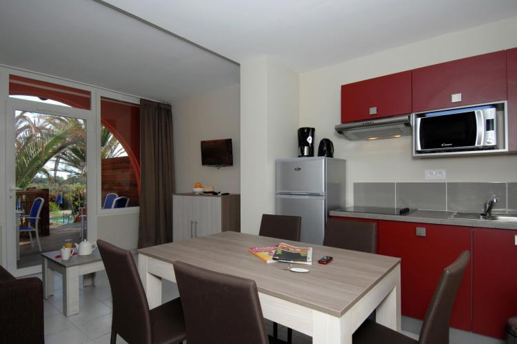 VakantiehuisFrankrijk - Languedoc-Roussillon: Résidence du Golfe 3  [5]