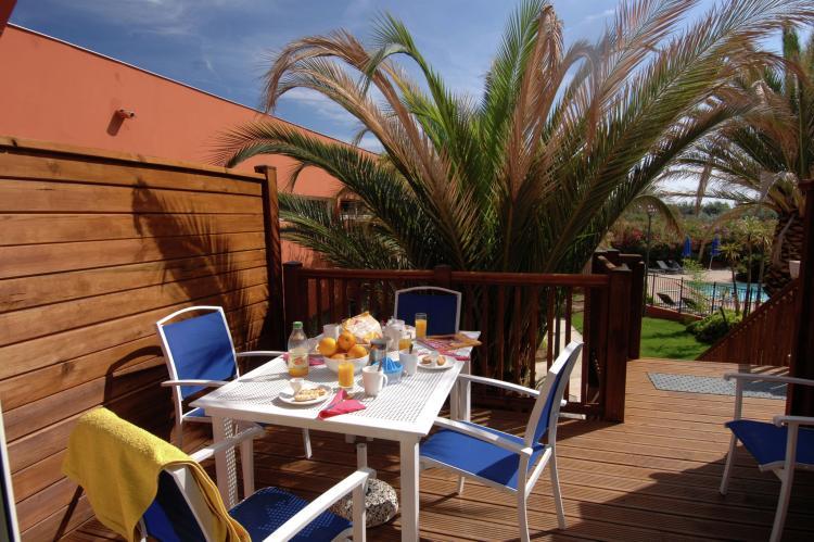 VakantiehuisFrankrijk - Languedoc-Roussillon: Résidence du Golfe 3  [7]