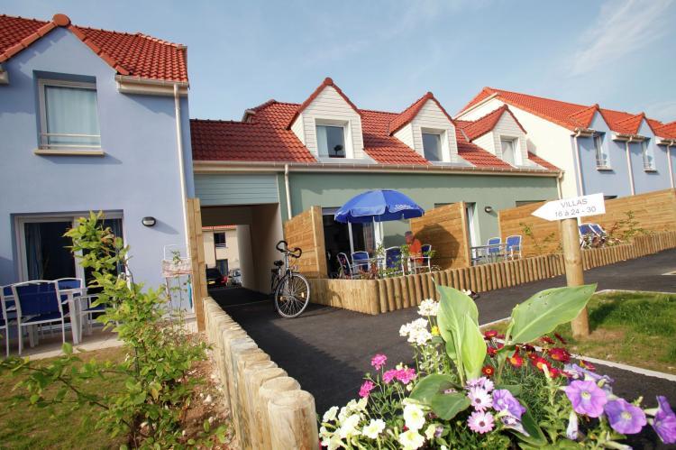 Holiday homeFrance - Picardie: Résidence les Villas de la Baie 3  [4]
