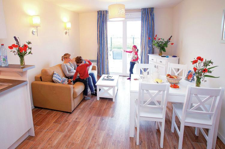 Holiday homeFrance - Picardie: Résidence les Villas de la Baie 2  [7]