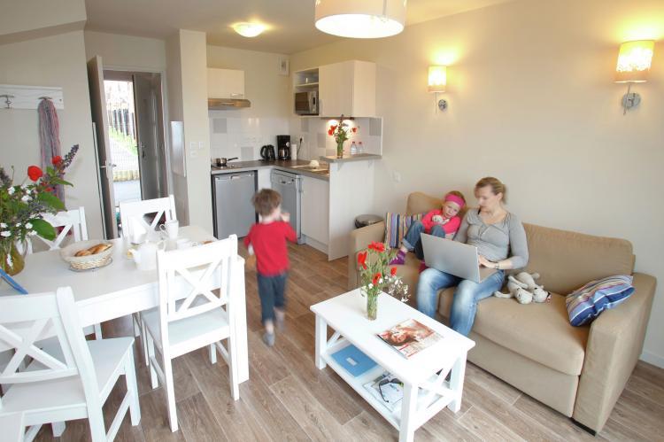 Holiday homeFrance - Picardie: Résidence les Villas de la Baie 2  [6]