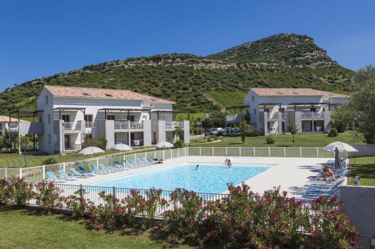 VakantiehuisFrankrijk - Corsica: Résidence Casa d'Orinaju 4  [14]