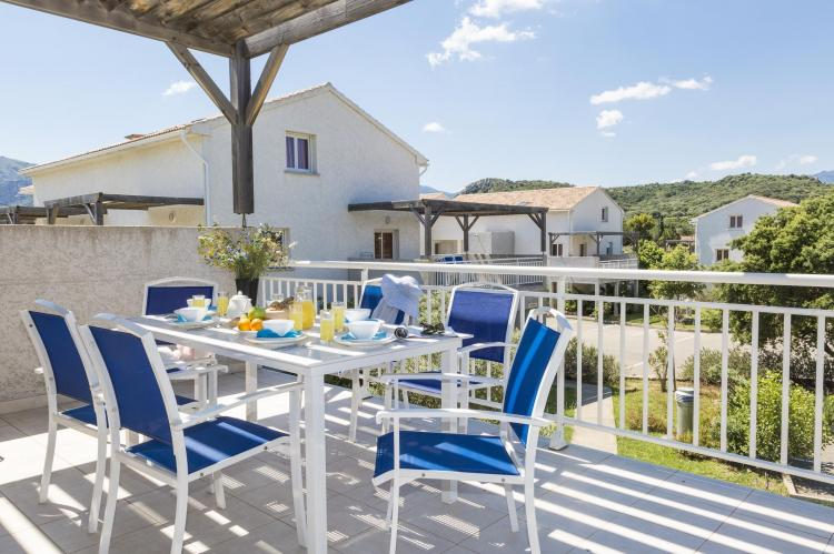VakantiehuisFrankrijk - Corsica: Résidence Casa d'Orinaju 4  [8]