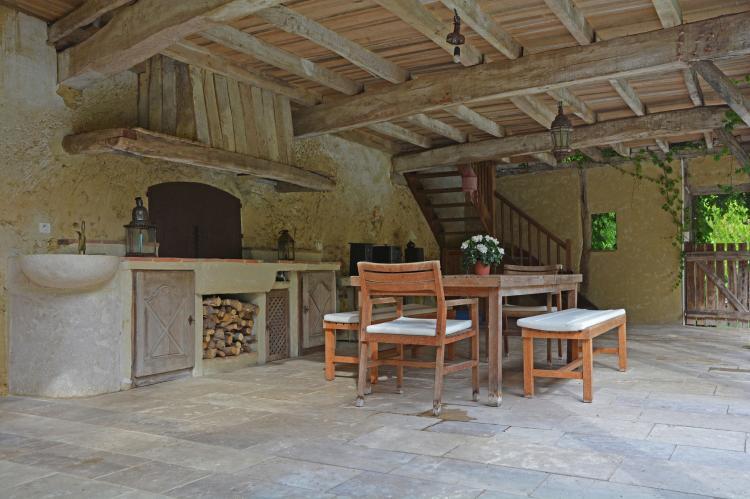 Holiday homeFrance - Mid-Pyrenees: Maison Romaine Romantique  [5]