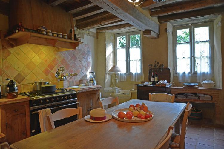 Holiday homeFrance - Mid-Pyrenees: Maison Romaine Romantique  [8]