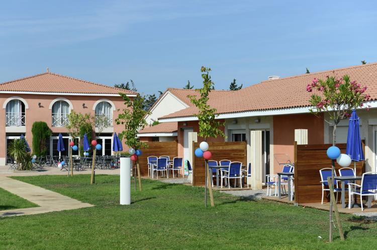 VakantiehuisFrankrijk - Languedoc-Roussillon: Résidence Côté Canal 2  [14]