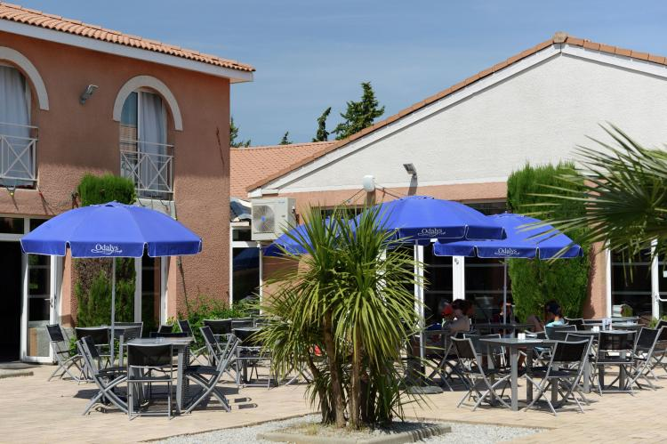 VakantiehuisFrankrijk - Languedoc-Roussillon: Résidence Côté Canal 2  [13]