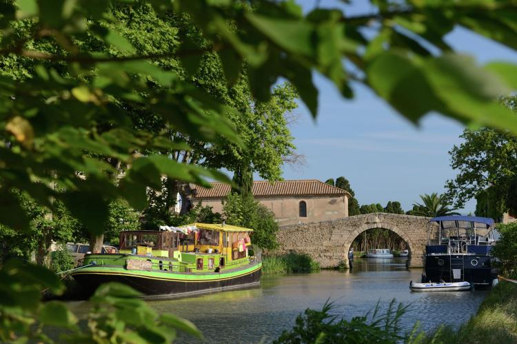 VakantiehuisFrankrijk - Languedoc-Roussillon: Résidence Côté Canal 2  [16]