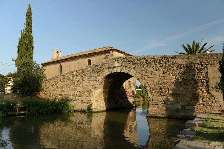 VakantiehuisFrankrijk - Languedoc-Roussillon: Résidence Côté Canal 2  [15]