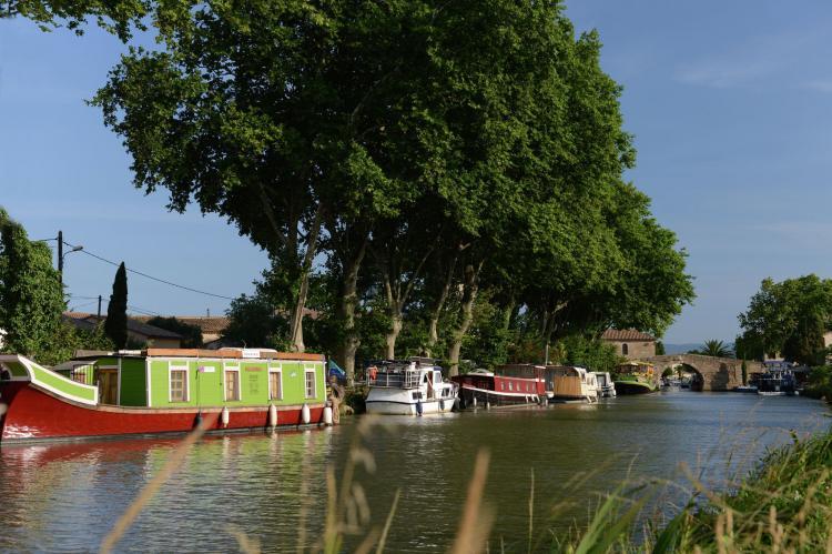 VakantiehuisFrankrijk - Languedoc-Roussillon: Résidence Côté Canal 2  [17]