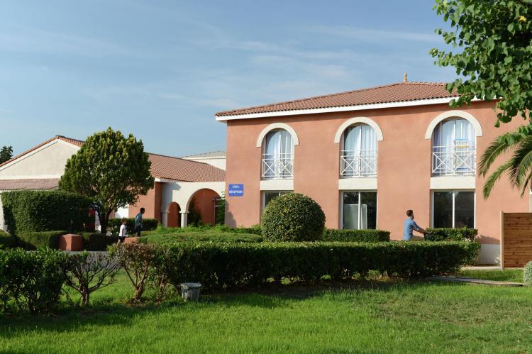VakantiehuisFrankrijk - Languedoc-Roussillon: Résidence Côté Canal 2  [2]
