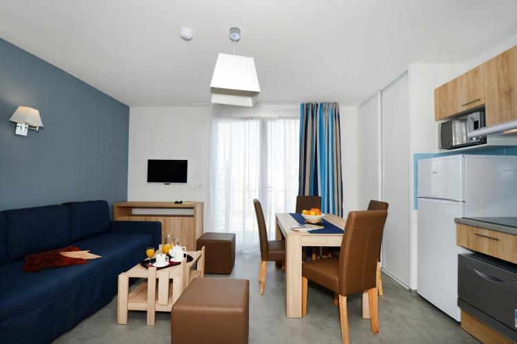 FerienhausFrankreich - Languedoc-Roussillon: Appart'hôtel Prestige Nakâra 5  [6]