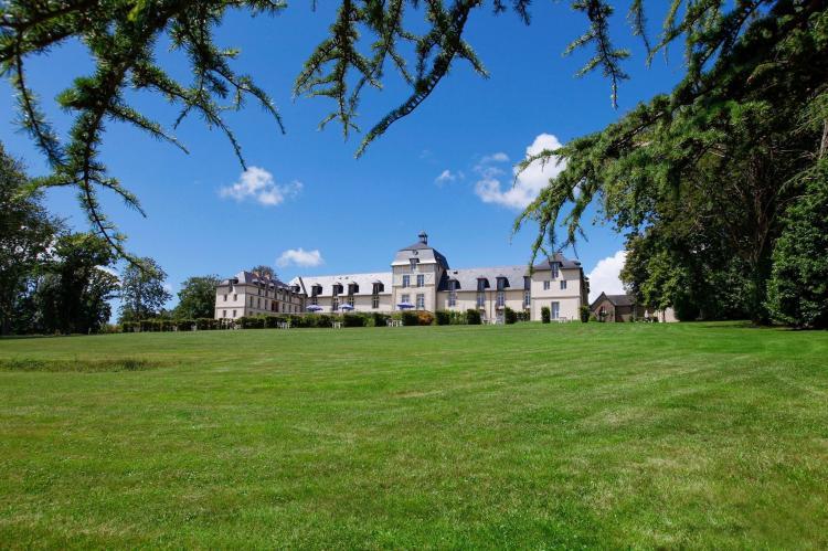 Holiday homeFrance - Brittany: Le Château de Kergonano 3  [2]