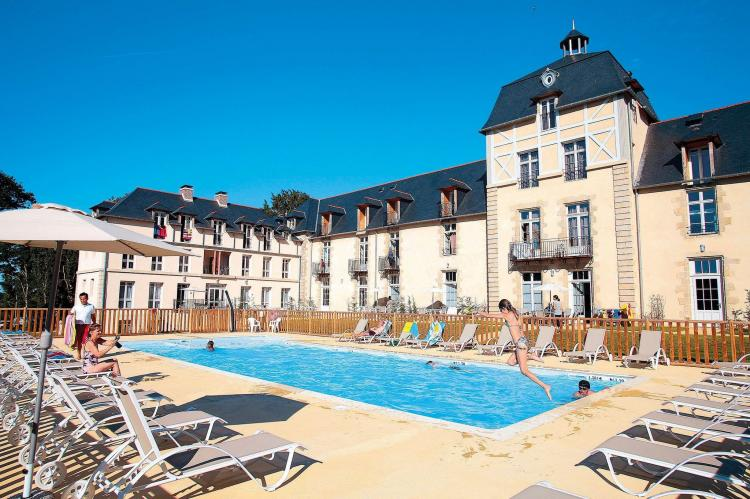 Holiday homeFrance - Brittany: Le Château de Kergonano 3  [12]