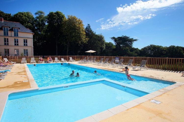 Holiday homeFrance - Brittany: Le Château de Kergonano 3  [14]