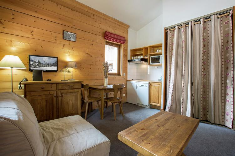 VakantiehuisFrankrijk - Noord Alpen: Résidence Alpina Lodge 10  [5]
