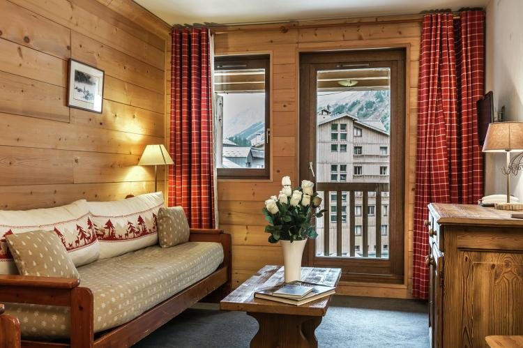 Holiday homeFrance - Northern Alps: Résidence Alpina Lodge 4  [7]