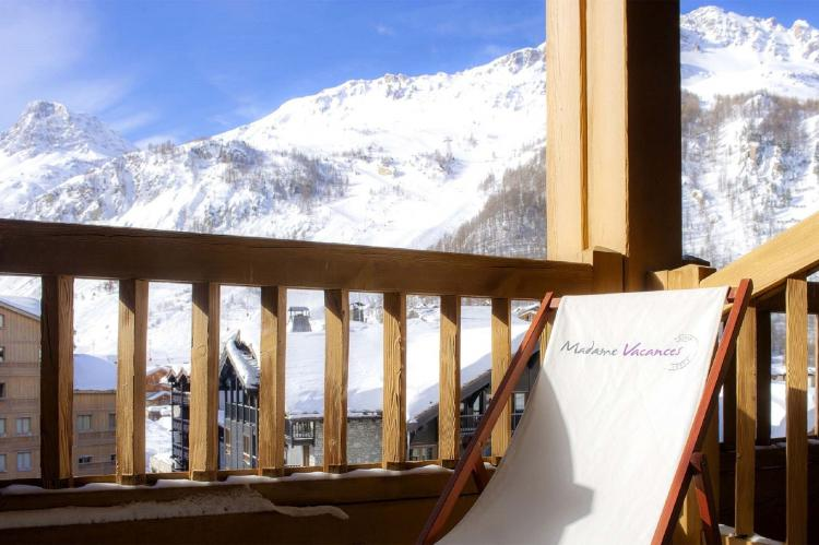 Holiday homeFrance - Northern Alps: Résidence Alpina Lodge 4  [32]
