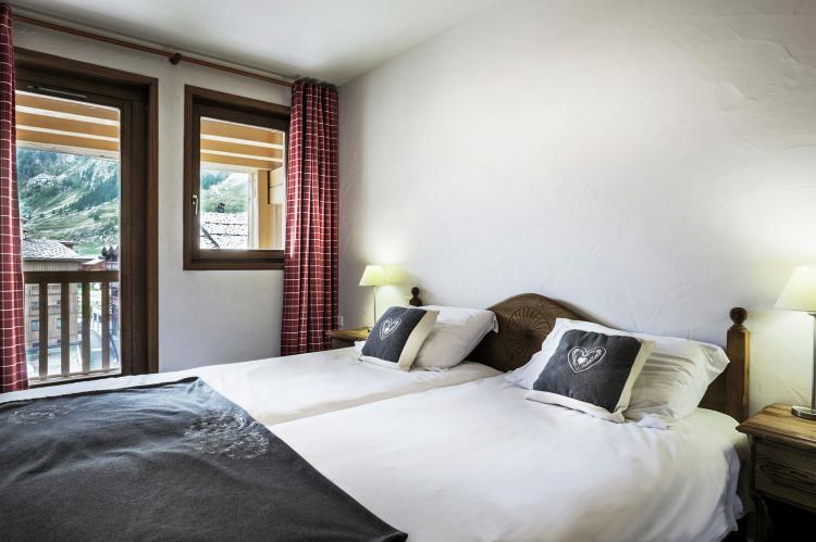Holiday homeFrance - Northern Alps: Résidence Alpina Lodge 4  [4]