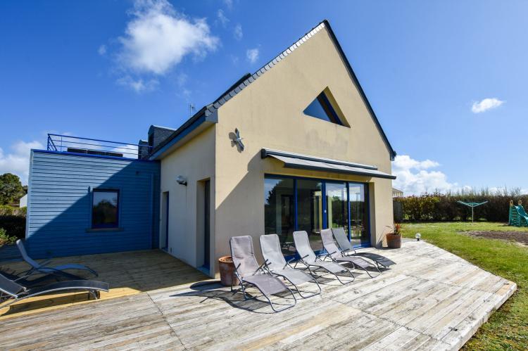 VakantiehuisFrankrijk - Bretagne: Villa Goéland  [4]